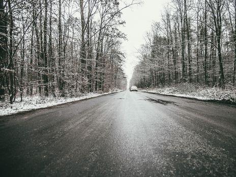 Завтра в Украине ожидается мокрый снег