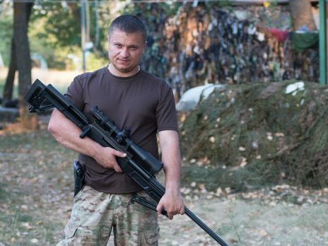 С 2014 года Гергерт воевал на Донбассе в составе добровольческих подразделений