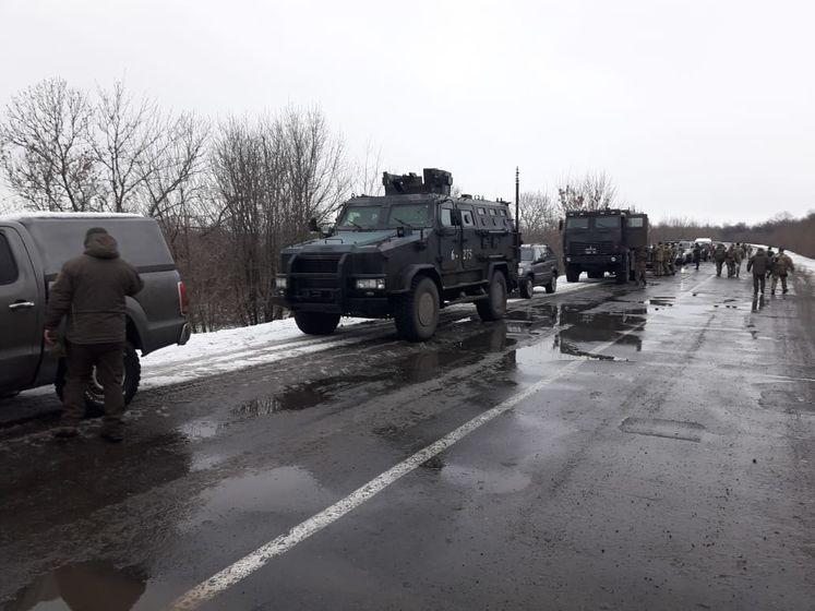 Бій біля Золотого. У штабі ООС заявили, що позицій не втратили, ЗМІ пишуть про втрату двох опорних пунктів