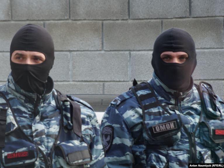 В оккупированном Крыму задержали двух подростков. В ФСБ утверждают, чт