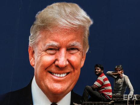 """Трамп перед визитом в Индию заявил, что надеется на подписание мирного соглашения с """"Талибаном"""""""