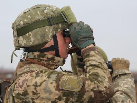С начала новых суток российские оккупационные войска огневой активности не проявляли