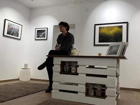 Выставка работ Андрея Кравченко проходит в галерее ArTypique