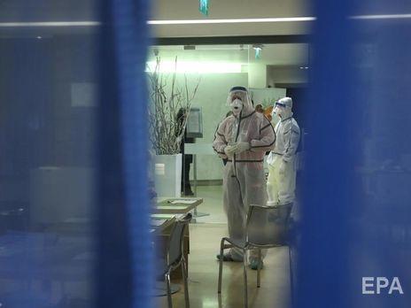 ВНидерландах выявили 1-ый  случай коронавируса