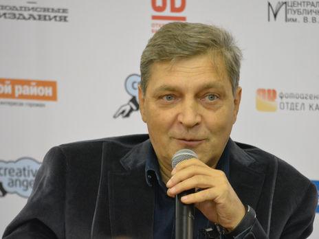 """Невзоров зазначив, що про агресію РФ """"давно говорить увесь світ"""""""