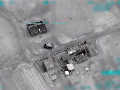 В Турции заявили, что в результате ударов было уничтожено несколько десятков единиц боевой техники сирийской армии