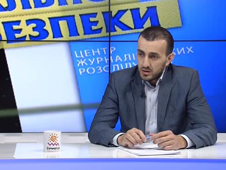 Устаев уволен сдолжности руководителя Госслужбы по задачам Крыма