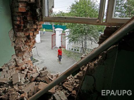 Наоккупированном Донбассе присутствуют проблемы спродовольствием