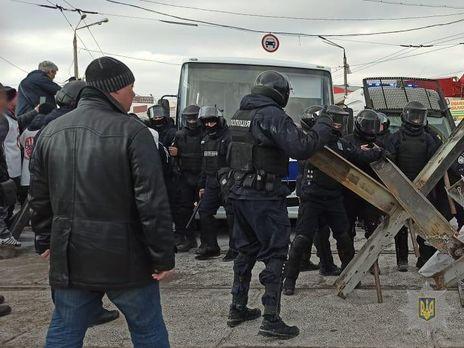 28 февраля харьковские правоохранители объявили о подозрении 56 участникам столкновений