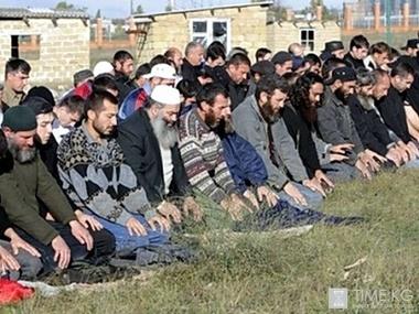 Крымские татары начали национально-освободительную борьбу