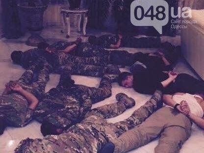 После перестрелки водесской гостинице задержаны 23 человека