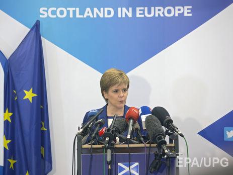 Шотландия готовится кпроведению еще одного референдума онезависимости
