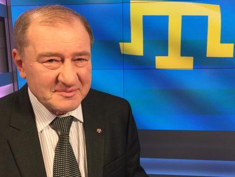 Замглавы Меджлиса Умерова отпустили изкрымской психиатрии