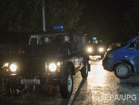 В итоге крушения самолета вгорах Македонии погибли шесть человек
