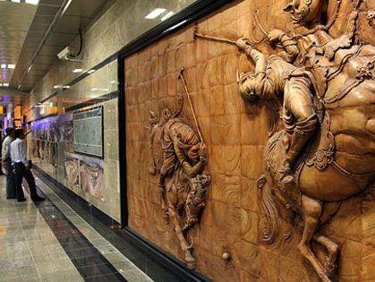 ВИране обрушился  тоннель метро, необошлось без жертв