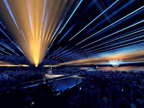 """Сцену для """"Евровидения 2020"""" начнут строить 5 6 апреля"""