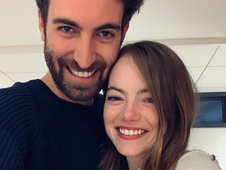 Стоун и Маккэри отлоили свадьбу из-за коронавируса