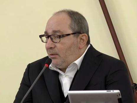 Кернес: В Италии работает и метро, и общественный транспорт, только там одни трупики. Видео