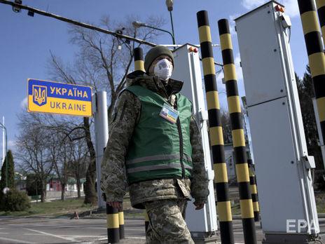 Кабмин из-за коронавируса изменил порядок пересечения админграницы с Крымом