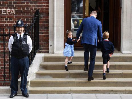 Детей герцога и герцогини Кембриджских перевели на домашнее обучение
