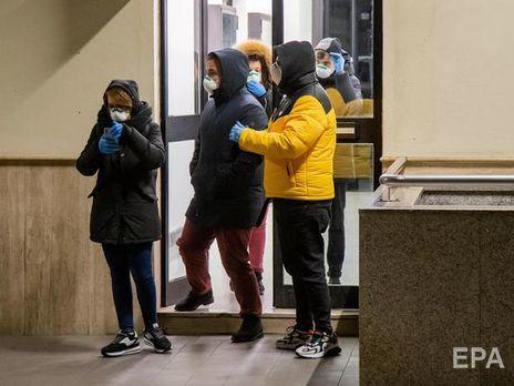 В Китае за сутки зафиксировали 34 случаев коронавируса, все они завезены из-за рубежа