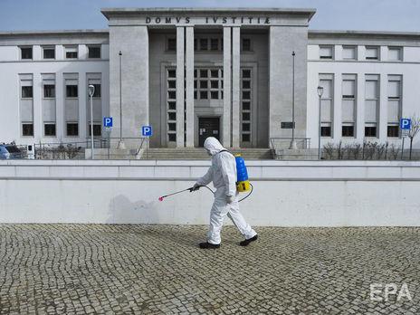 """""""Это настоящая война"""". В Португалии введено чрезвычайное положение из-за коронавируса"""