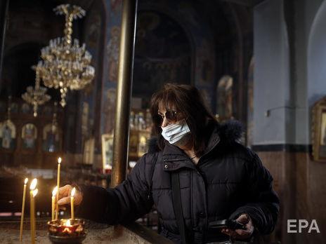 Вселенский патриархат распорядился прекратить богослужения до конца марта