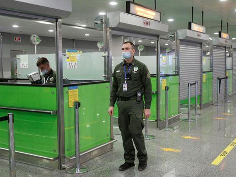 В админсуде Киева обжаловали закрытие из-за карантина пунктов пропуска через границу