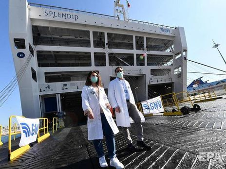 В Италии от коронавируса умерли 14 врачей