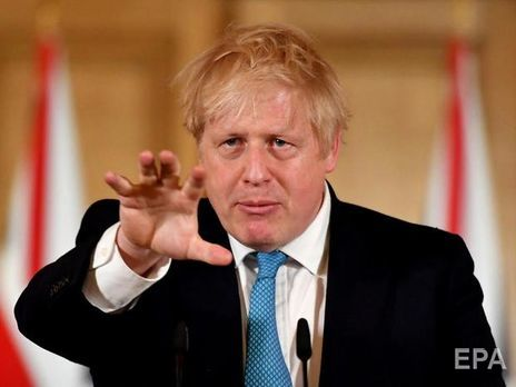 Джонсон заявил, что Великобритания может переломить ситуацию с коронавирусом к концу июня