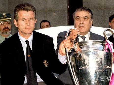 """Лоренсо Санс (праворуч) керував """"Реалом"""" із 1995-го до 2000 року"""