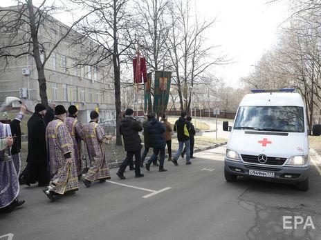 Майже 200 із 367 випадків COVID-19 підтверджено в Москві