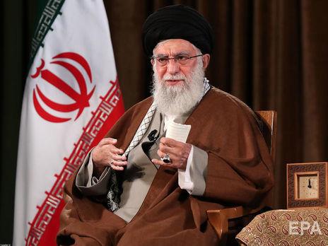 """Хаменеи сказал, что из всех врагов Ирана США являются """"самыми мерзкими"""""""