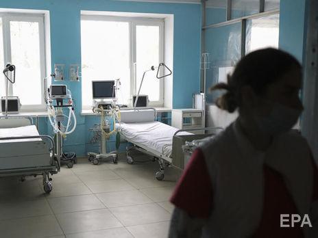 Министерство здравоохранения сообщало, что в Украине 2 тыс. врачей-инфекционистов и 5 тыс. других медработников, которые работают в инфекционных больницах