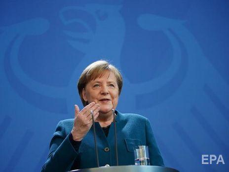 Второй тест Меркель на коронавирус также показал отрицательный результат
