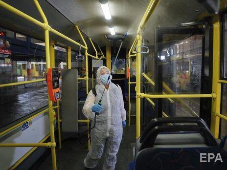 Кількість хворих на коронавірусну інфекцію в Україні зросла