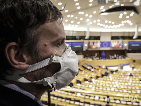 Европарламент на экстренном заседании проголосовал за выделение €37 млрд странам ЕС, пострадавшим от пандемии