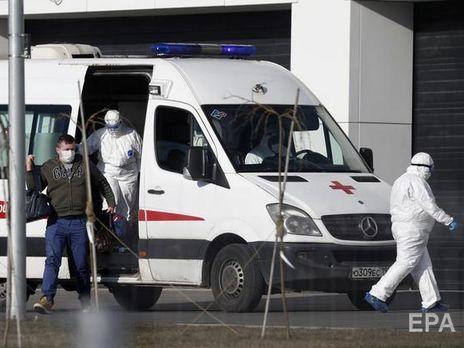 В России число зараженных коронавирусом превысило 1000