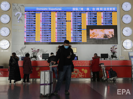 Из-за коронавируса Китай закрыл границу для иностранцев