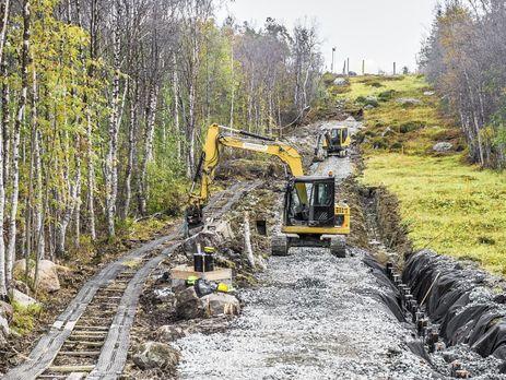 Норвегия строит забор— СБООН должен защитить права мигрантов