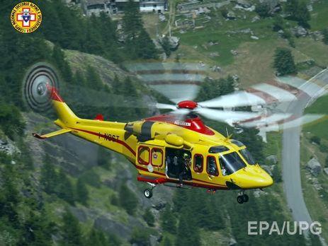 Неменее 100 человек застряли наканатной дороге вофранцузских Альпах