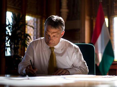 В Венгрии правительство Орбана получило неограниченные полномочия из-за коронавируса