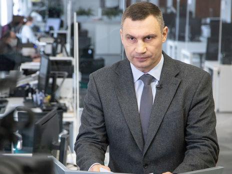 В Киеве врачам инфекционных отделений будут ежемесячно доплачивать 5–10 тыс. грн – Кличко