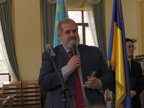Чубаров сообщил о переносе марша на Крым из-за коронавируса