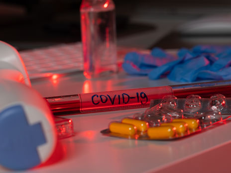 В Украине зафиксировано 794 случая инфицирования коронавирусом, 20 человек умерли
