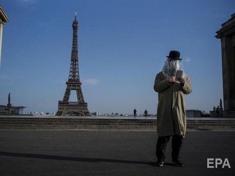 Во Франции за сутки скончались более 500 граждан с коронавирусом