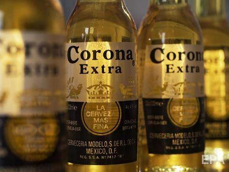 Пиво Corona временно перестанут производить из-за коронавируса