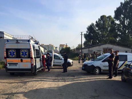Генпрокуратура: Человек при захвате учреждения под Киевом умер из-за милиции