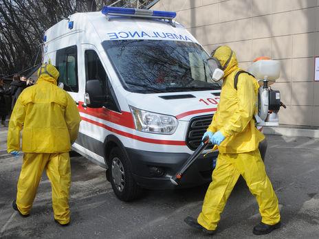 В Украине число инфицированных коронавирусом выросло до 1096, умерших – до 28