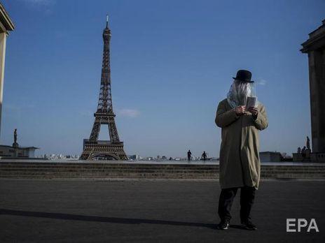 Во Франции в связи с коронавирусом из тюрем выпустили более 6 тыс. заключенных